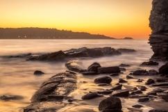 Hendaye sunset